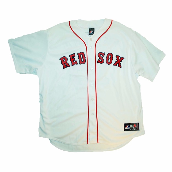 sports shoes 0f907 f76fd (+Free Item)Boston Red Sox 'Dustin Pedroia' Jersey